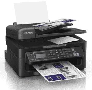 Epson WF-2750 Treiber Scanner Und Software Download